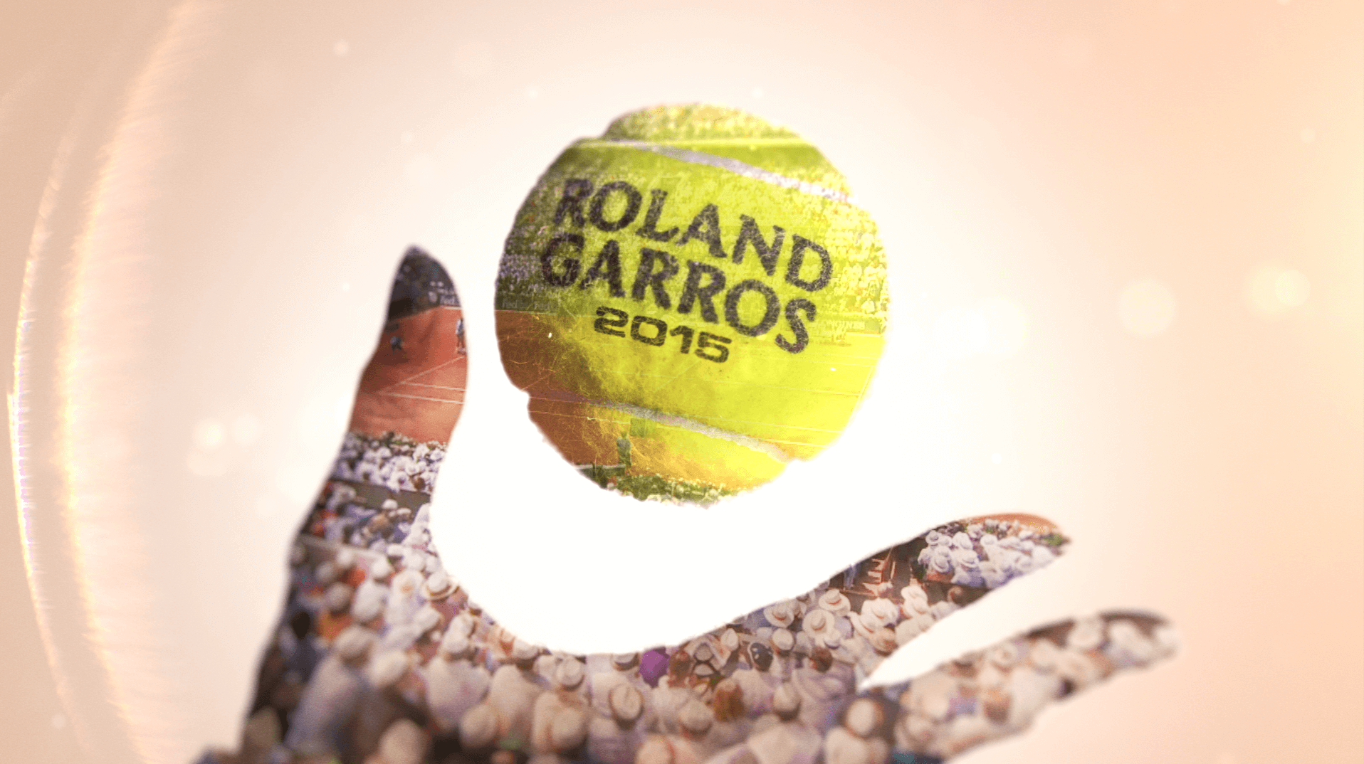 Video promotionnelle - Roland Garros